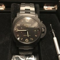Panerai LUMINOR  PANERAI GMT CERAMICA