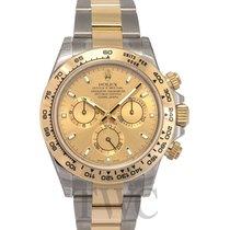 勞力士 (Rolex) Daytona Champagne/18k gold Ø40mm - 116503