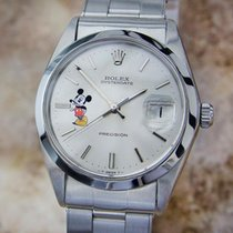Rolex 6694 Mickey Mouse Men's 1969 Vintage Stainless Steel...