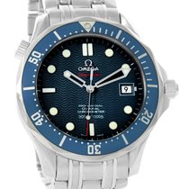 Omega Seamaster Bond 300m Co-axial 41mm Watch 2220.80.00 Box...