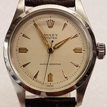 Rolex Oyster Model 6244 with Unusual Markers 1953