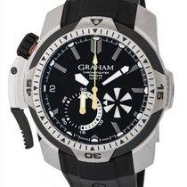 Graham Chronofighter ProDive Chronograph Men's Watch – 2CDAV.B02A
