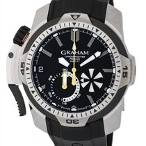 Graham Chronofighter ProDive Chronograph Men's Watch – 2CDAV.B02A