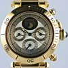 Cartier Pasha de Cartier 18K - 3 Timeszone -  Chrono - Moon