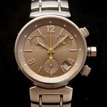 Louis Vuitton Tambour Ladie's Chronograph Q1322