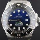 Rolex Deepsea Steel D-Blue dial, full set 2016