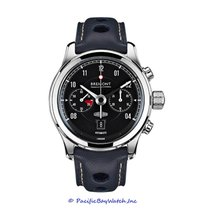 Bremont Classic Stainless Steel Men's ALT1-C/BK Pre-Owned
