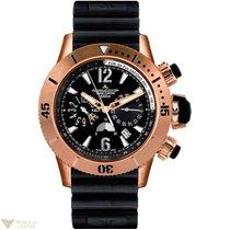 Jaeger-LeCoultre Master Compressor Diving Chronograph 18K Rose...
