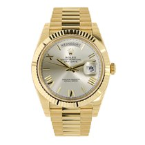 Rolex DAY-DATE 40 18K Yellow Gold President 2016