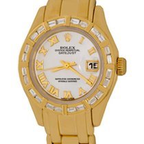Rolex Pearlmaster 80318 80318