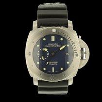 Panerai Luminor Submersible 1950 Regatta 3 days GMT Automatic...