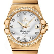 Omega Constellation Co-Axial Automatic 38mm 123.55.38.21.52.002