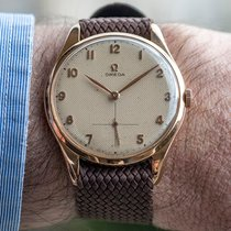 Omega Style Calatrava or rose Grande Taille 37mm