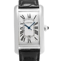 Cartier Watch Tank Americaine W2605556