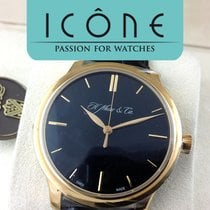 H.Moser & Cie. ENDEAVOUR Monard Centre Seconds Rose Gold