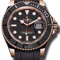 Rolex Watches: 116655 Yacht-Master Everose Gold
