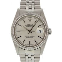 Rolex Datejust Stainless Steel 16220 Box & Papers