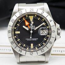 Rolex 1655 Explorer II Steve McQueen Freccione UNPOLISHED WOW...