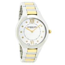 Raymond Weil Noemia Diamond Ladies Swiss Quartz Watch 5132-STP...