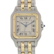 Cartier Midsize Cartier Panthere 18K Yellow Gold &...