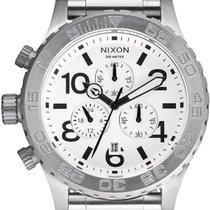 Nixon 42-20 Chrono A037-100 Herrenchronograph Design Highlight