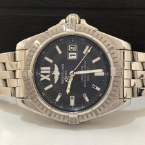 Breitling Cockpit Galactic Grey Dial Big Date 41mm Automatico...
