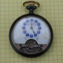 Hebdomas Pocket watch Hebdomas 8-day 1915-1930