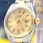 Rolex Date Steel/Gold 26mm Ladies Automatic Watch Jubilee...