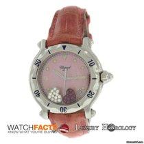 Chopard Authentic Ladies Happy Sport Sport 28/8950 Diamond...