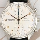 IWC IW371401 Portuguese Chronograph Automatic, Steel