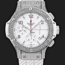 Hublot Big Bang Steel White Pavé 41 mm