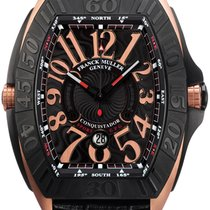 Franck Muller CONQUISTADOR GPG - 100 % NEW - FREE SHIPPING
