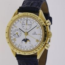 Omega Speedmaster Chronograph Vollkalender Mondphase
