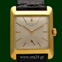 Patek Philippe Vintage Classic Square 2488 Manual Winding 18k...