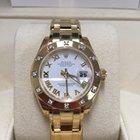 Rolex 80318 Datejust Masterpiece Lady 12 Diamond Bezel