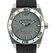 Locman Stealth 021100AK-AGKSIK Quartz Men's Watch