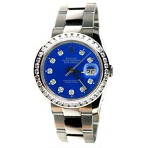 Rolex Datejust Men's New Design Heavy Oyster Band 116200...