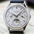 Patek Philippe Perpetual Calendar 18K White Gold
