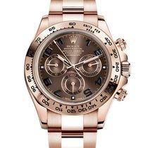 勞力士 (Rolex) Cosmograph Daytona Rose Gold Chocolate Dial
