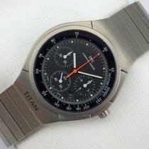 IWC Porsche Design Titan Quarz Chronograph - IW3732