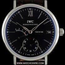 IWC S/S Unworn 8 Day Power Reserve Portofino B&P IW510102