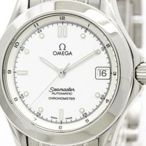 Omega Polished Omega Seamaster 120m Chronometer Automatic Mens...
