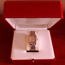 Cartier Panthere Mid-Size 27mm 1 Row 18K Yellow Solid Gold /...