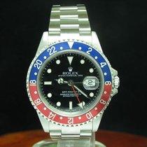 Rolex Gmt Master Ii Pepsi Edelstahl Automatic Herrenuhr / Ref...