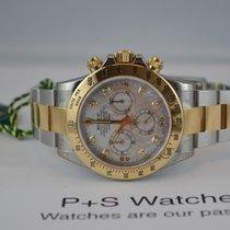 勞力士 (Rolex) Cosmograph Daytona / Perlmutt & Diamanten