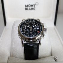 Montblanc Star Chronograph Gmt Automatic