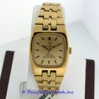 Omega Constellation 18k Gold ladies Pre-owned