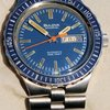 Bulova Snorkel Blu In Acciaio Automatic Sub 200 Mt. Del...