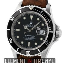 Rolex Submariner Stainless Steel Transitional 1987 40mm Ref....