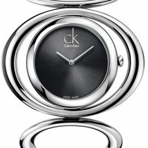 ck Calvin Klein Graceful CK_K1P23102 Elegante Damenuhr Swiss Made